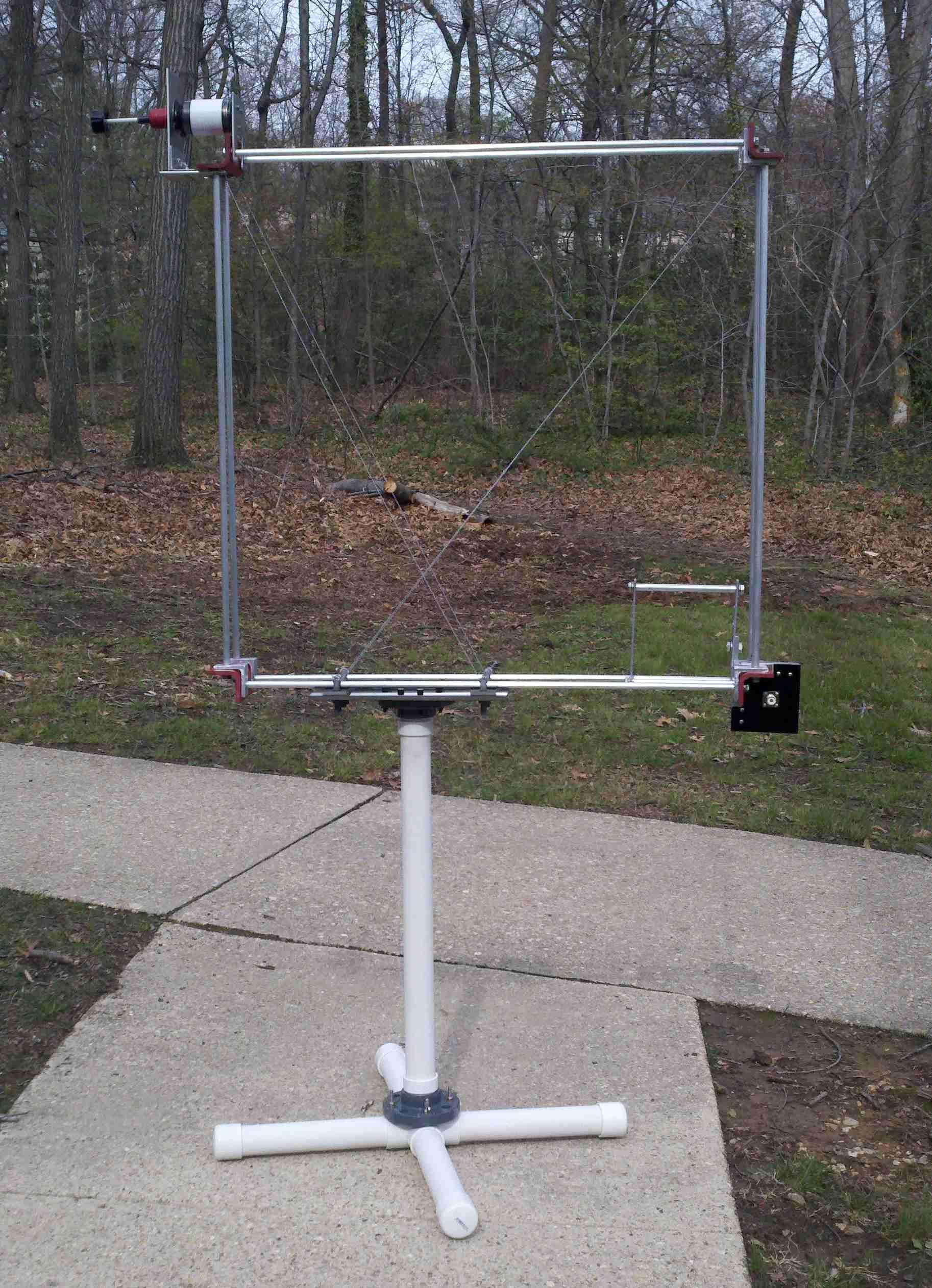 Transmitting Magnetic Loop Antenna de AA8C